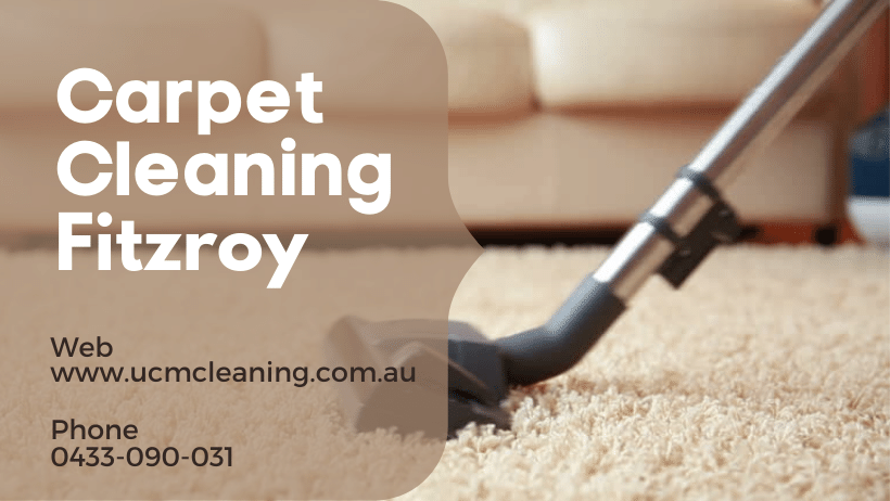 Carpet Cleaning Fitzroy